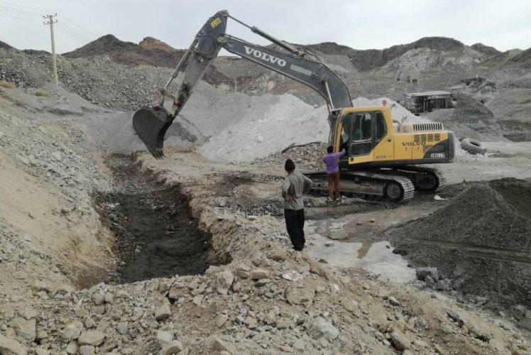 کلنگ ساخت کارخانه ی فراوری کرومیت پس از مدتها انتظار به زمین زده شد.